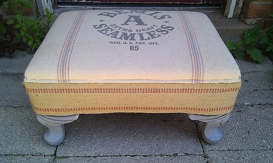 footstool example