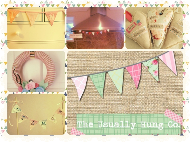 Usually hung co collage